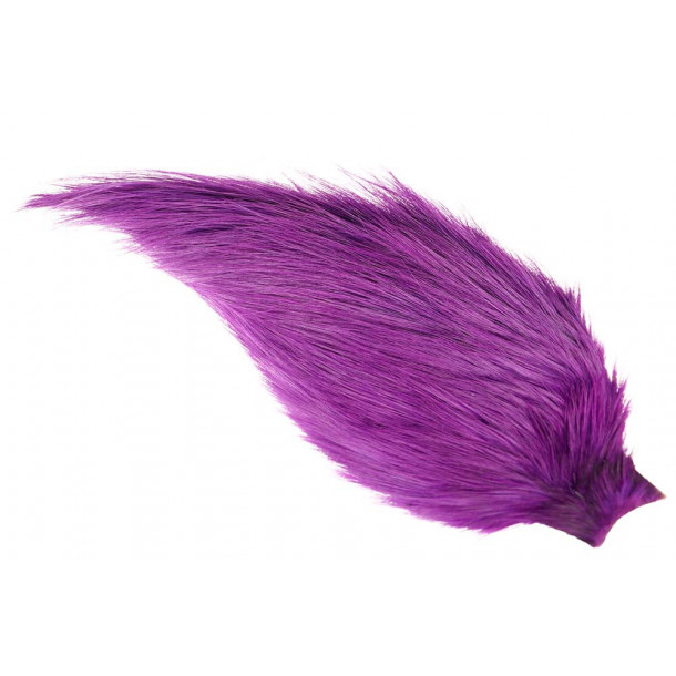 (Bronce Grade) Whiting Spey Rooster - Purple