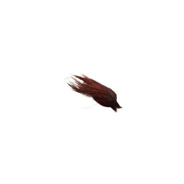 (Gold grade) Whiting Hebert Miner Dryfly - Coachman Brown