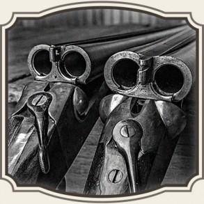 Brugt gevær