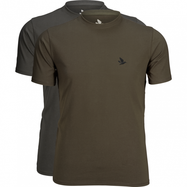Seeland Outdoor 2-pack t-shirt