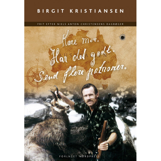 Jagtbog Af Birgit Kristiansen