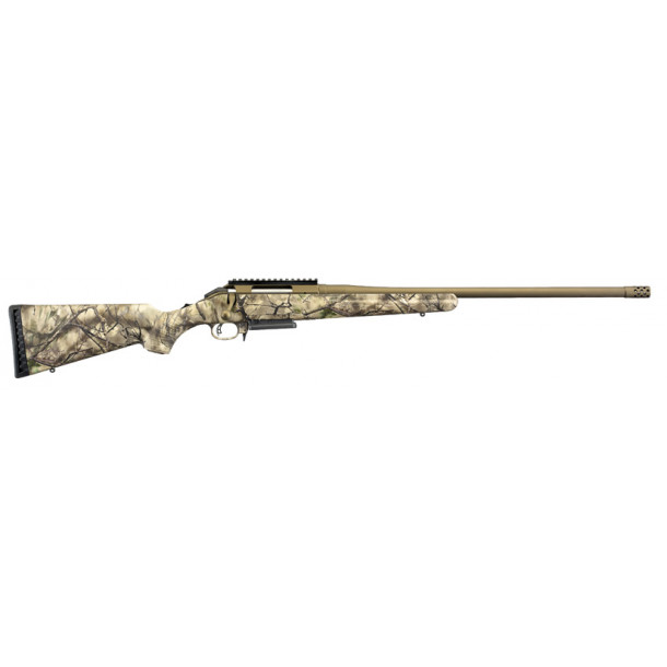 Ruger American Go Wild Camo