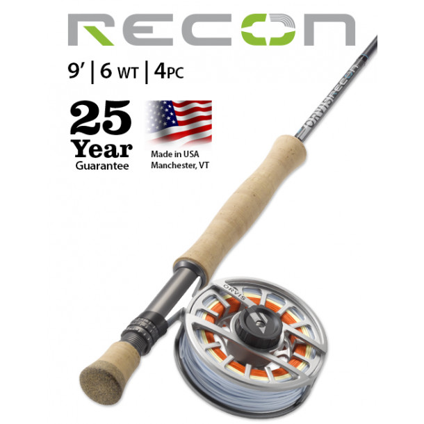 Orvis Recon Big Game 9´ #6
