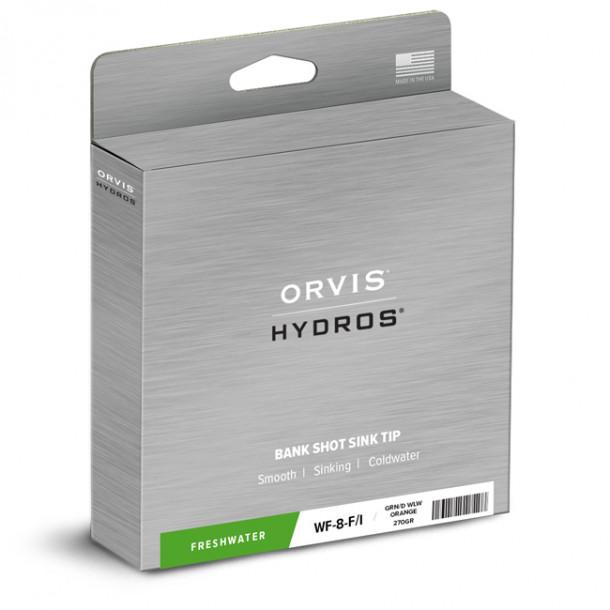 Orvis Hydros Bank Shot Float WF5