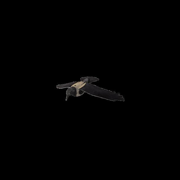 Mjoelner Hunting, Krage med vinger