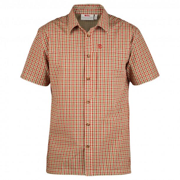 Fjällräven Svante Seersucker Shirt SS M