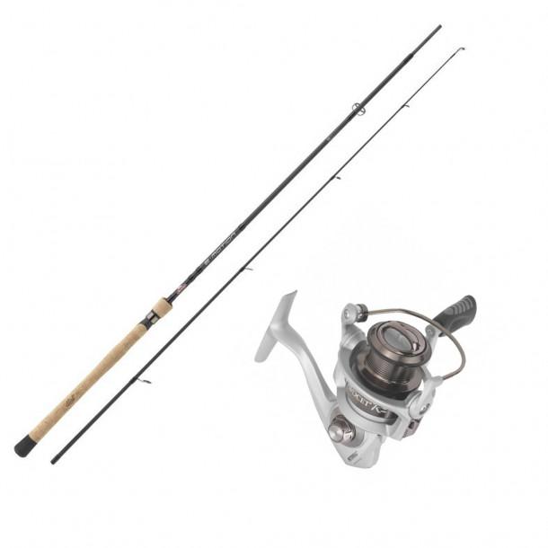 Berkley/Mitchell - UL fiskesæt