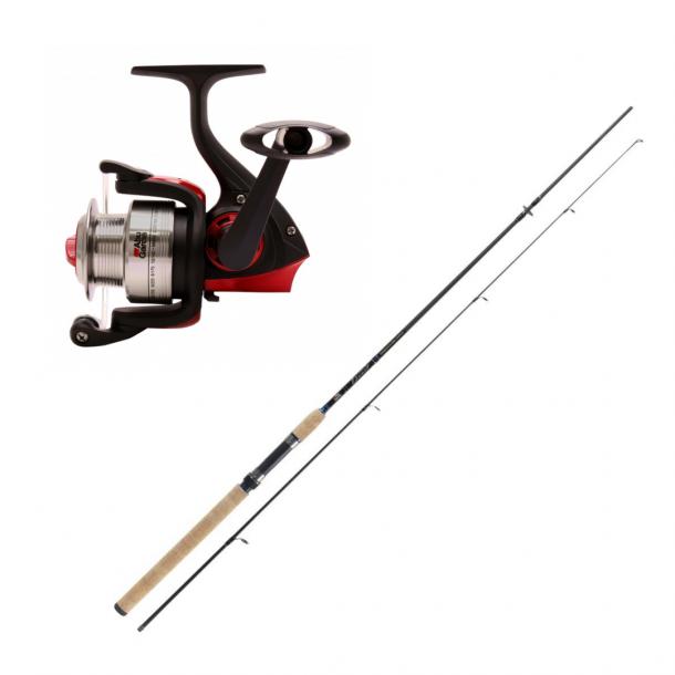 ABU Devil Sild/Horn/Fladfisk 10' 40-80 gr.