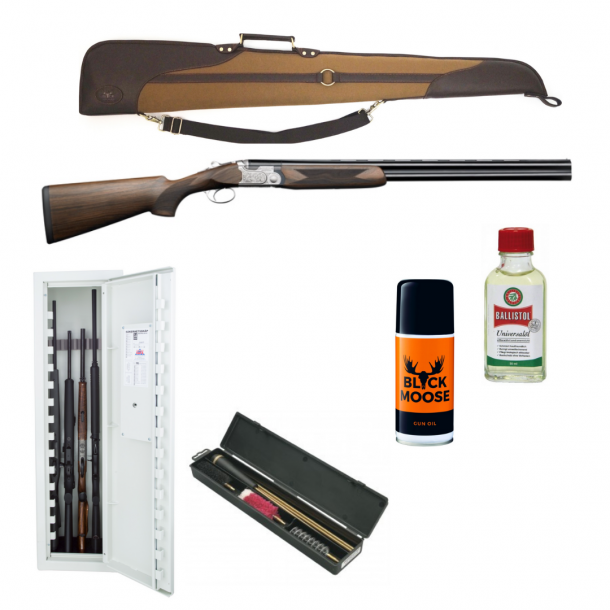 Beretta 691 Field 1 våbenpakke
