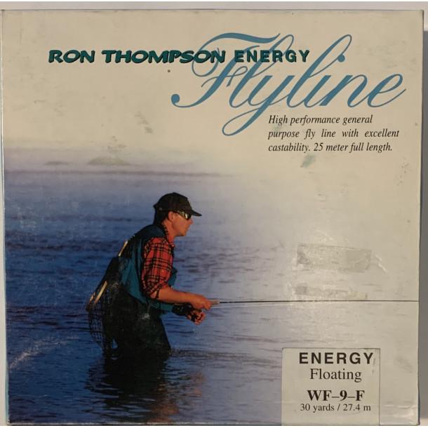 Ron Thompson Energy WF9 floating