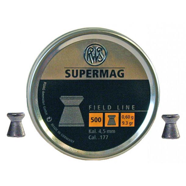 RWS Super-Mag - 4,5 mm