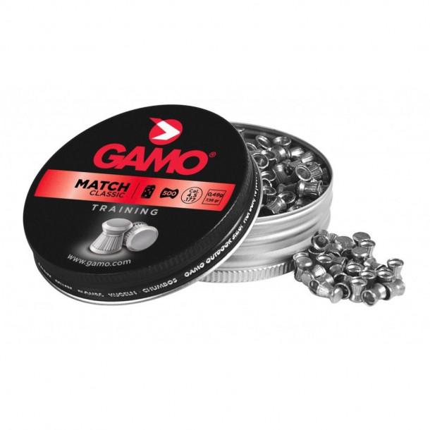 Gamo Match Classic Fladhagl 4,5mm