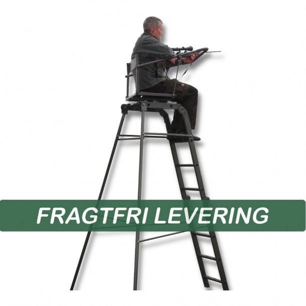 Skydestige Foldbar og drejelig - Hochsitz HS45