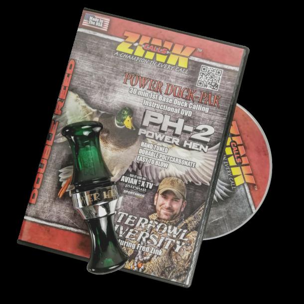 Zink PH-2 Duck m. DVD