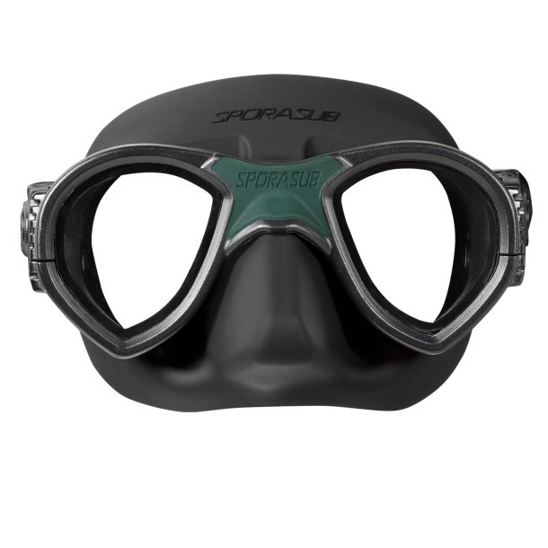 Maske - Mystic (Sort)