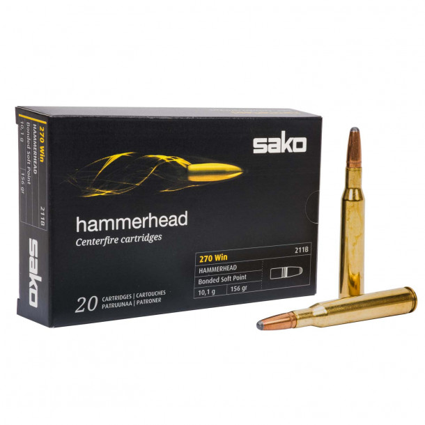 Sako Hammer Head