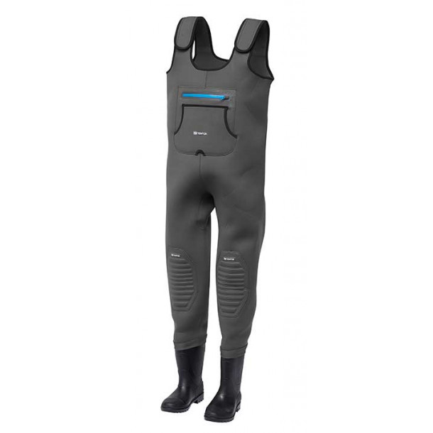 Ron Thompson Break-Point Neoprene Waders m. profilsål.