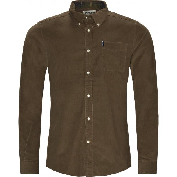 Barbour Cord 2 Tailer skjorte
