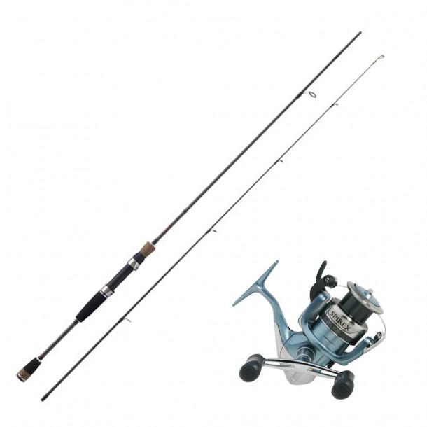 Fiskesæt Shimano/Berkley