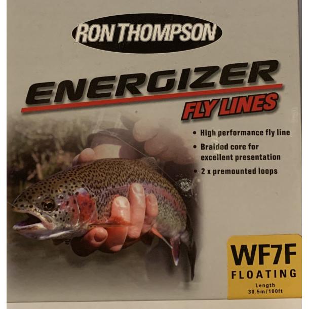 Ron Thompson Energizer WF8 floating