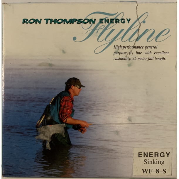 Ron Thompson Energy WF8 sinking