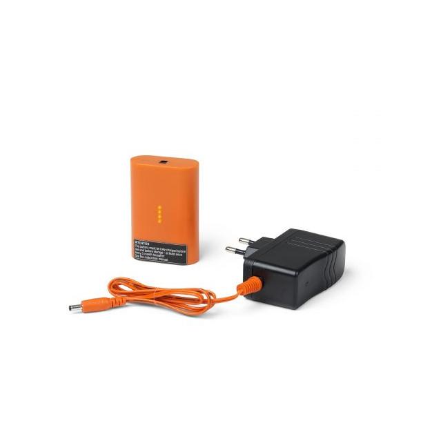 Nordic Heat Powerpack - 220V lader + 2600mAh batteri