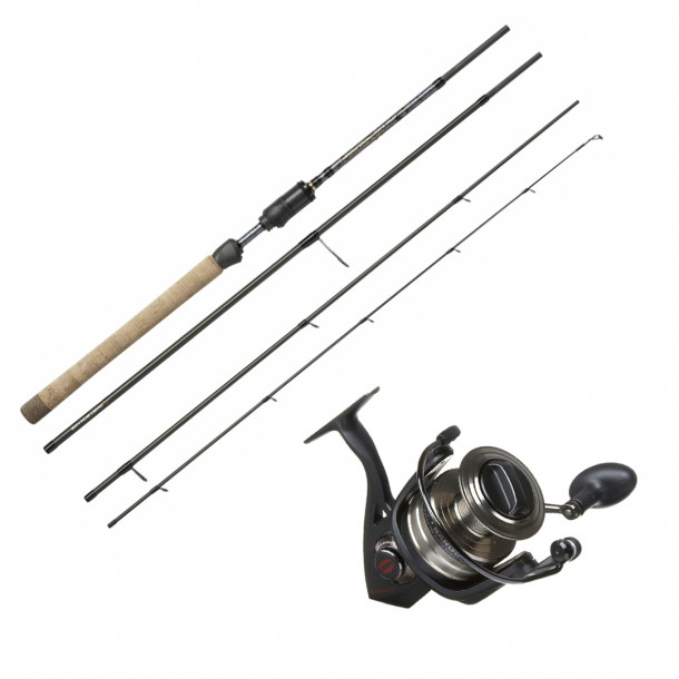Savage Gear/Penn fiskesæt
