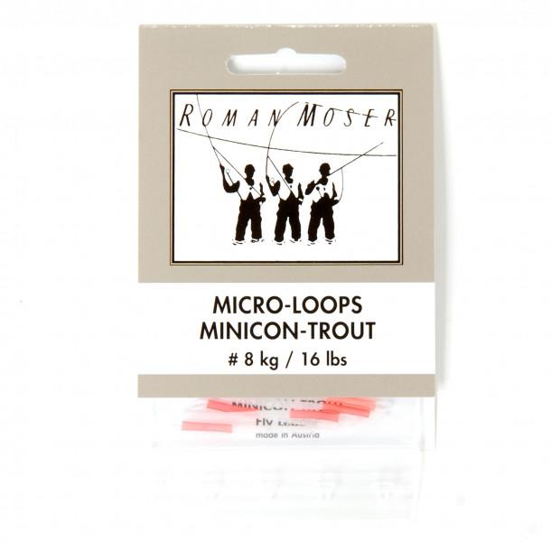 Roman Moser Minicon Trout loops 8kg
