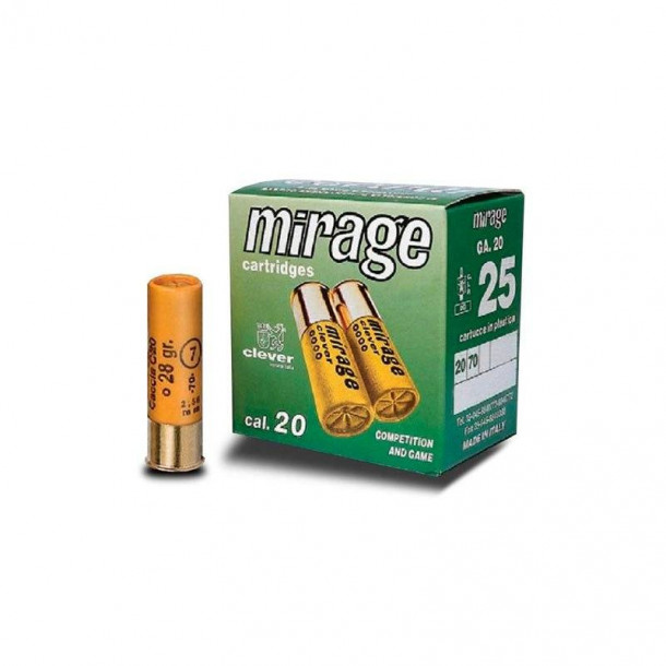 Mirage Clever steel hunting