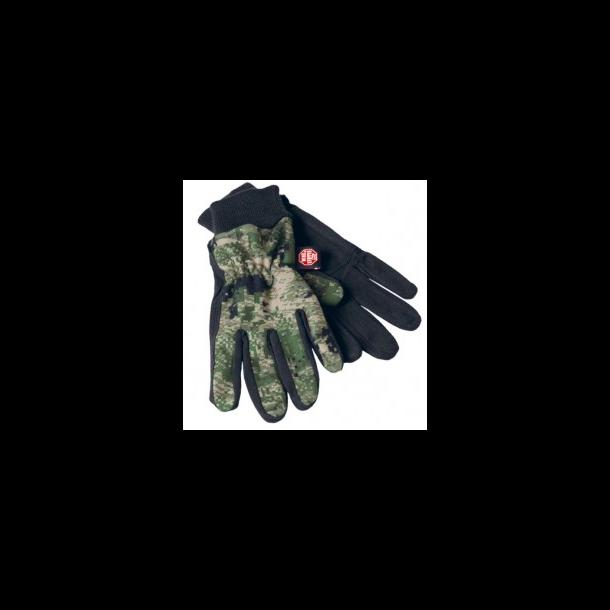 Härkila Q fleece handsker