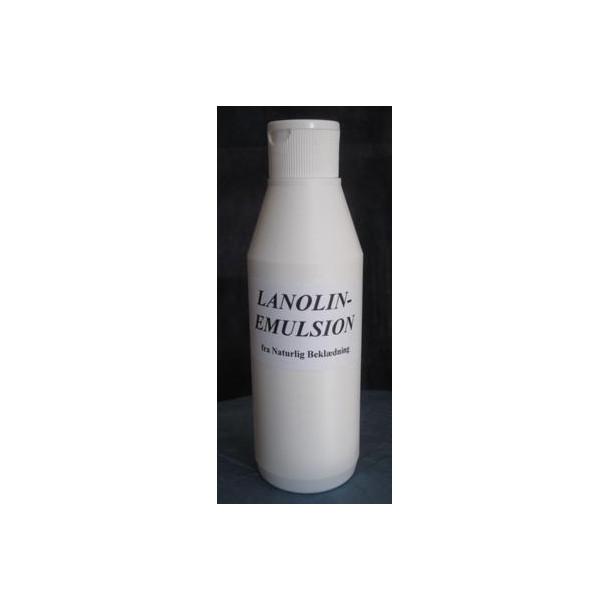 Lanolin Emulsion
