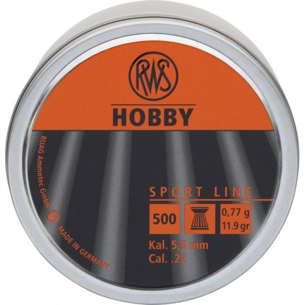 RWS Hobby - 5,5 mm