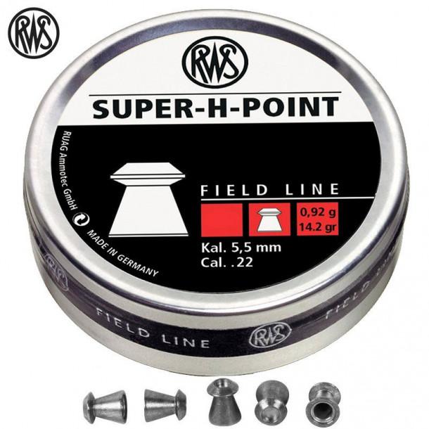 RWS Super-H-Point - 5,5mm
