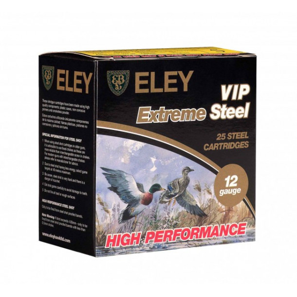 Eley Extreme Steel Pap
