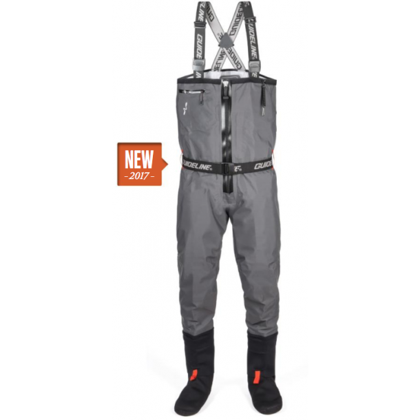 Guideline Experience TiZip waders