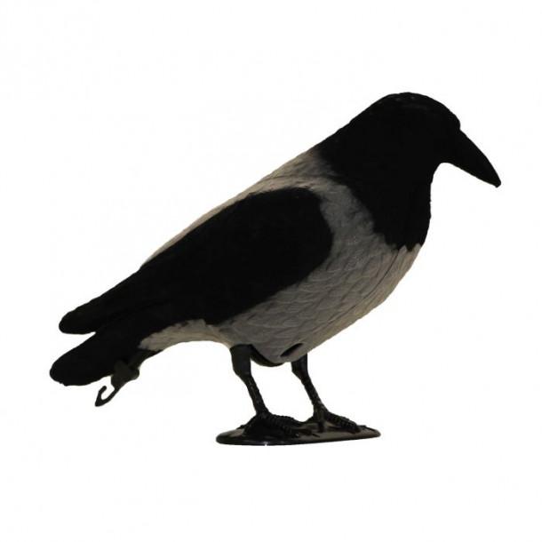 Mjoelner Hunting Gråkrage m/Flock