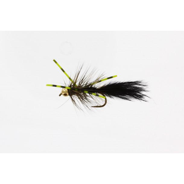 X-fly Goldhead Black