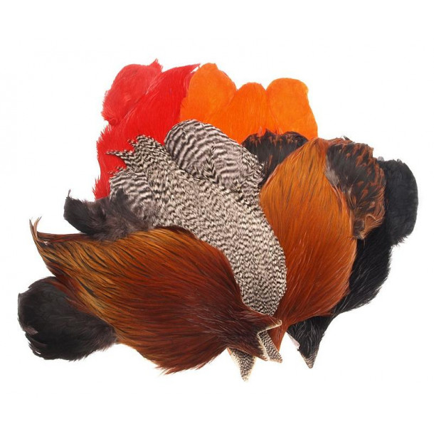 Feathermaster Rooster Cape