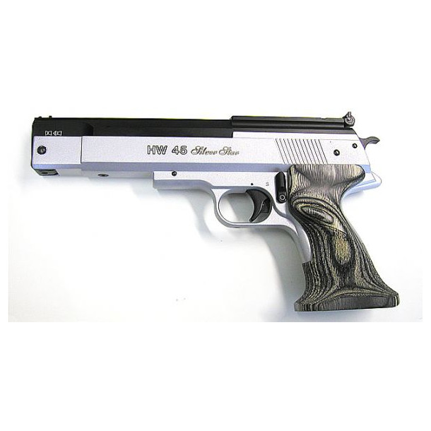 Weihrauch HW 45 Silver Star - 4,5 mm