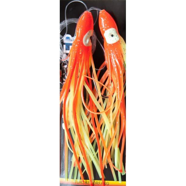Torskeforfang - Gul/Orange