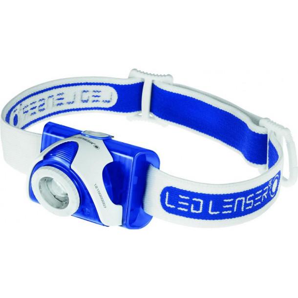 Led Lenser SEO7R (Blå)
