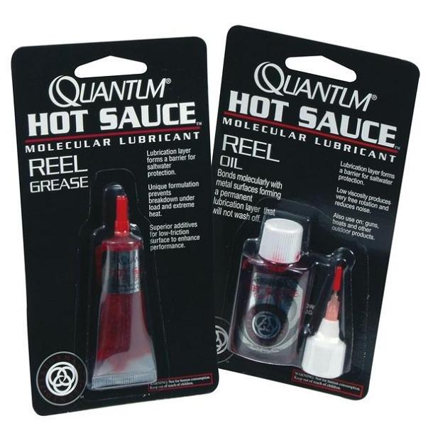 Quantum Hot Sauce Grease