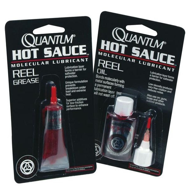 Quantum Hot Sauce Oil