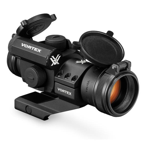 Vortex Optics StrikeFire II rødpunktsigte m/Cantilever mount