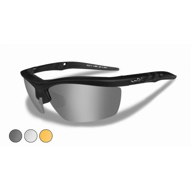 Wiley X GUARD Smoke/Clear/Rust
