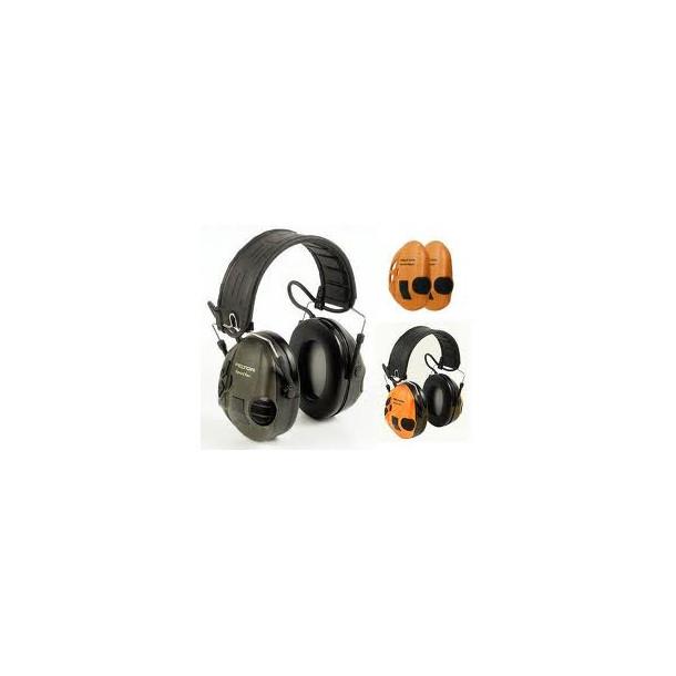 Peltor SportTac - elektronisk høreværn