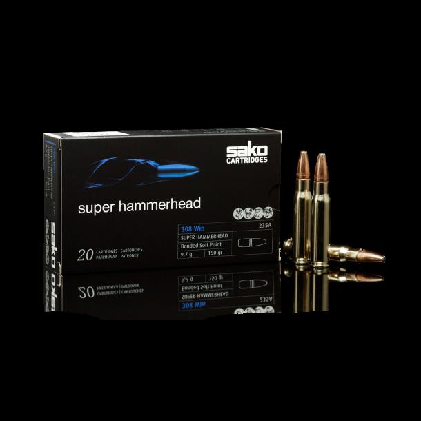 Sako Super Hammer Head